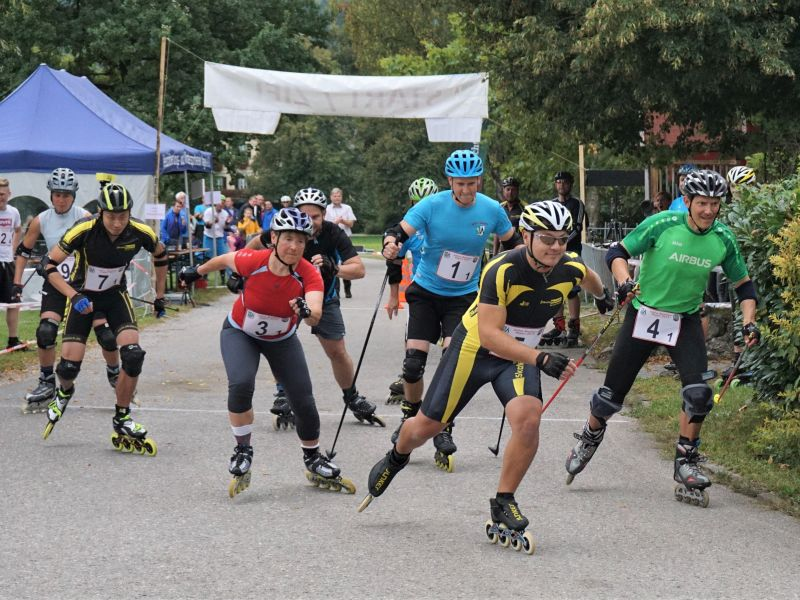 10. Inline Biathlon in Vagen